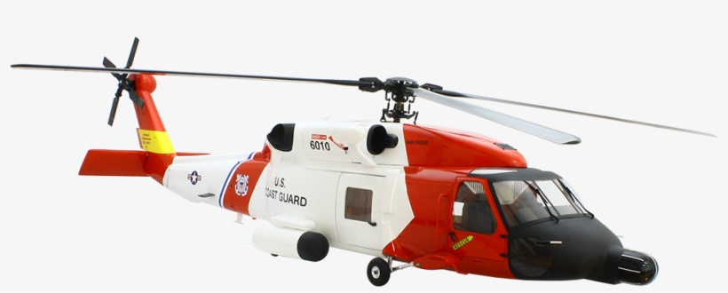 Jh700-7 - Coast Guard Helicopter Transparent - Free