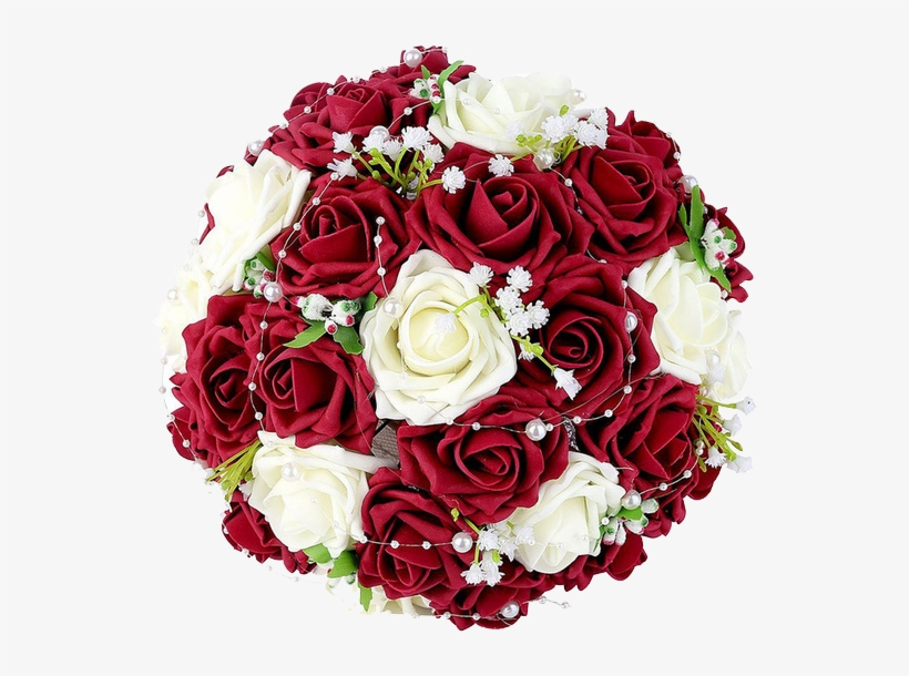 Free Download Red Valentine Bouquet Png Transparent - Red Roses Bouquet Wedding, transparent png #8017094