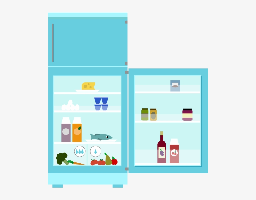 Storing Your Food Properly Is The - Store Food Appropriately, transparent png #8019234