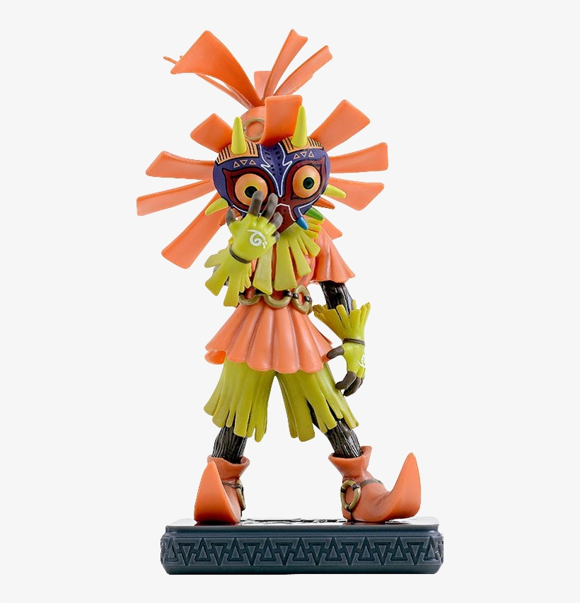 What Secrets If Any Do You Think The Skull Kid Bundle - Skull Kid Figurine, transparent png #8022663