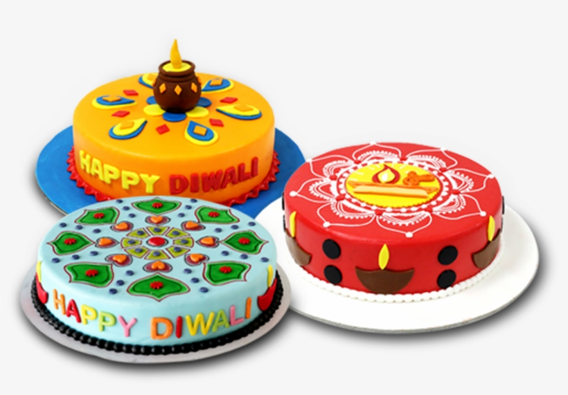 Cakes Are The Most Delicious Gifts That You Can Gift - Diwali Theme Birthday Cake, transparent png #8025157
