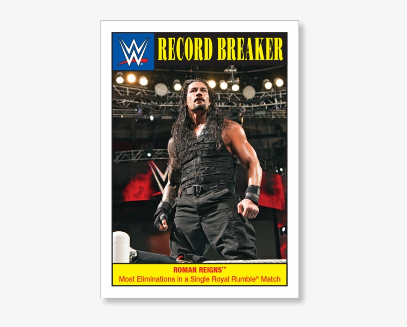 Roman Reigns 2016 Wwe - Wwe Home Video, transparent png #8030574