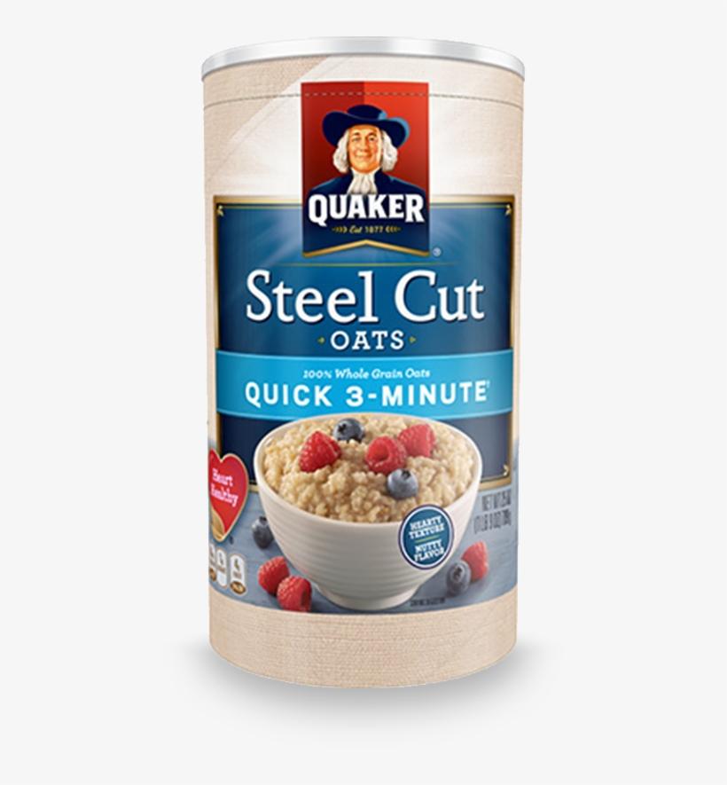 Quaker Steel Cut Oats Nutritional Info