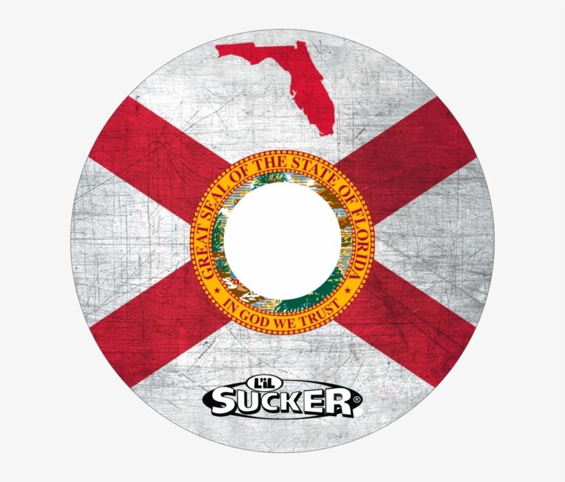 L'il Sucker L'il Floridian - Bandera De Florida Usa, transparent png #8037275