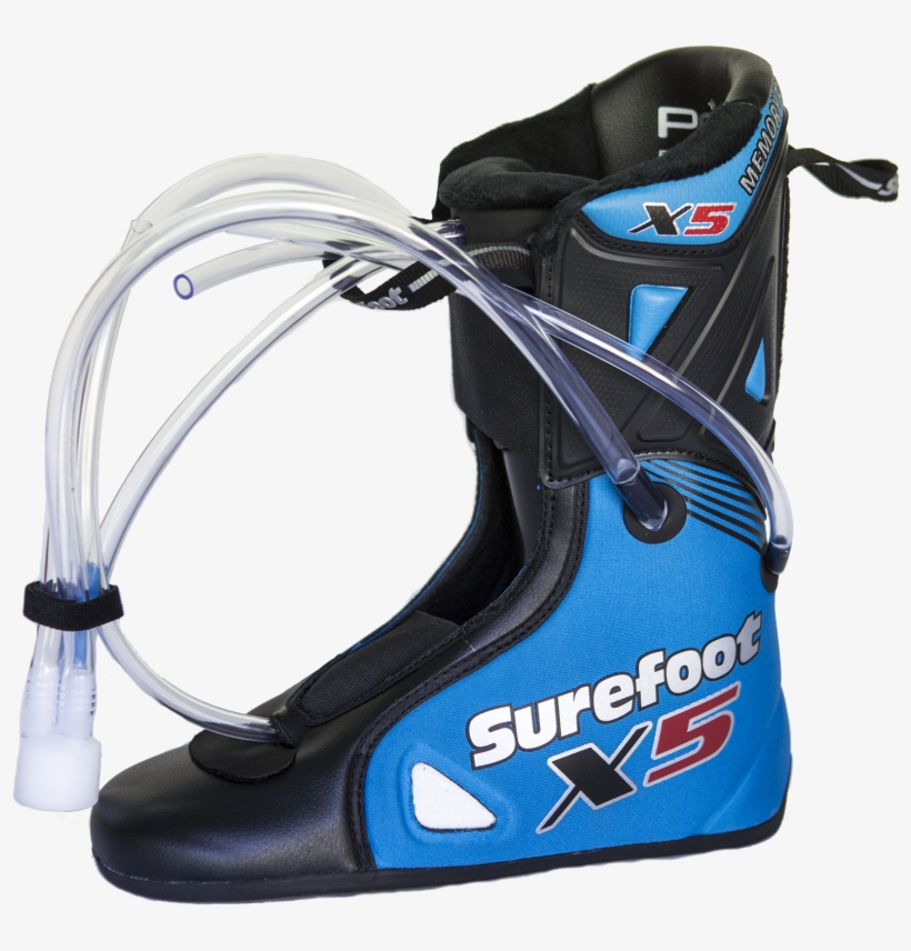 Surefoot X5 Liner - Ski Boot Liners, transparent png #8040282