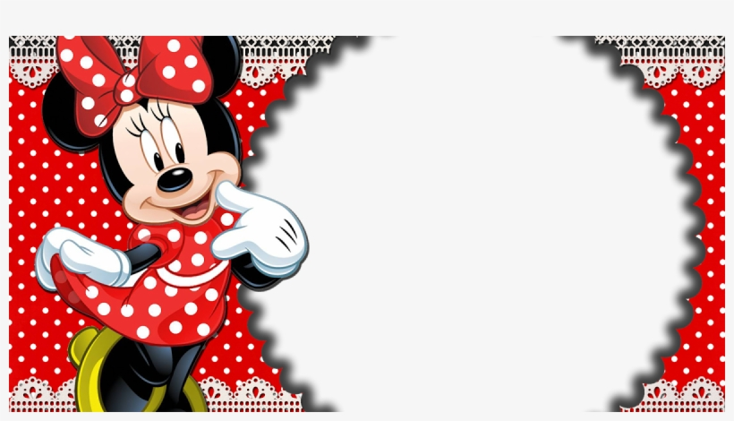 Painel Da Minnie Vermelha Free Transparent Png Download Pngkey