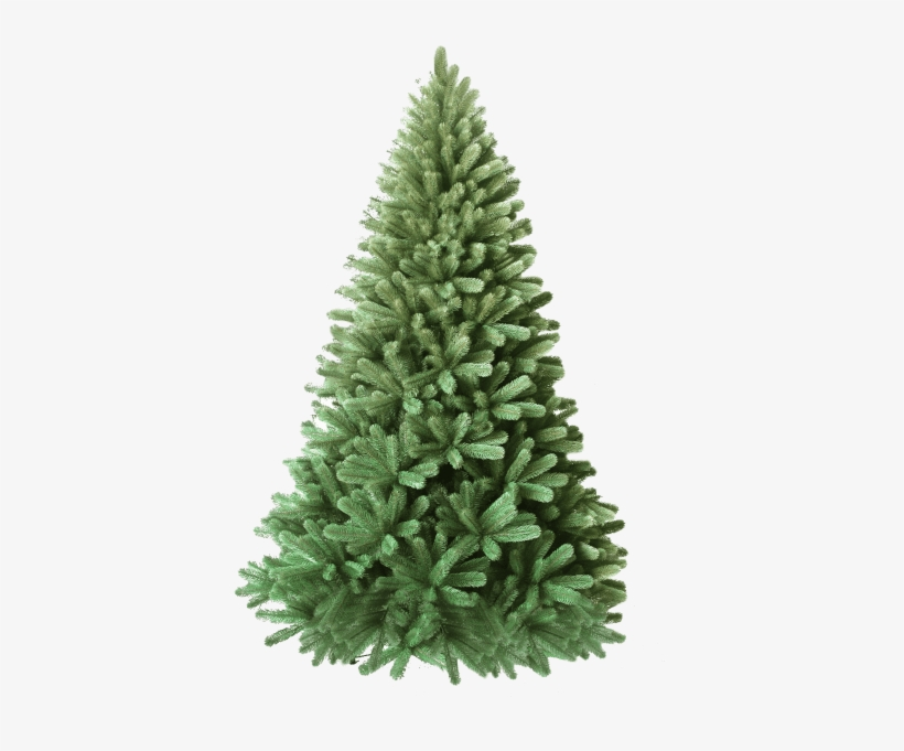 Műfenyő Green Flame 240cm - Fir Christmas Tree, transparent png #8050176