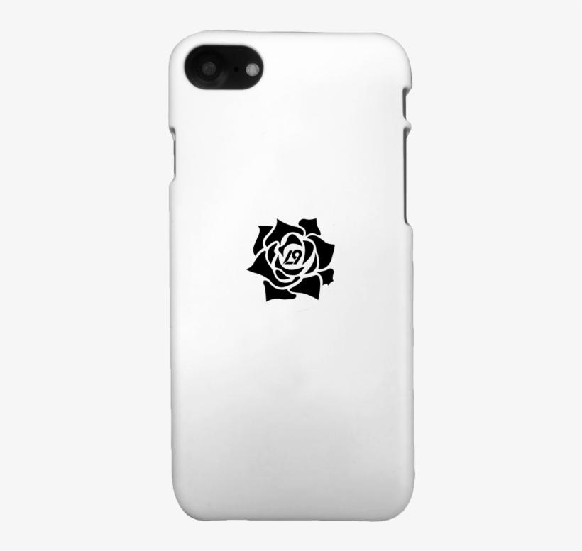 Image Of L9 Rose Phone Case - Mobile Phone Case, transparent png #8051506