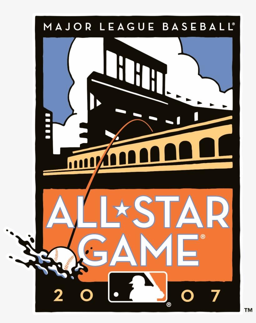 2007 Major League Baseball All-star Game - All Star Game: Ballpark, transparent png #8052378
