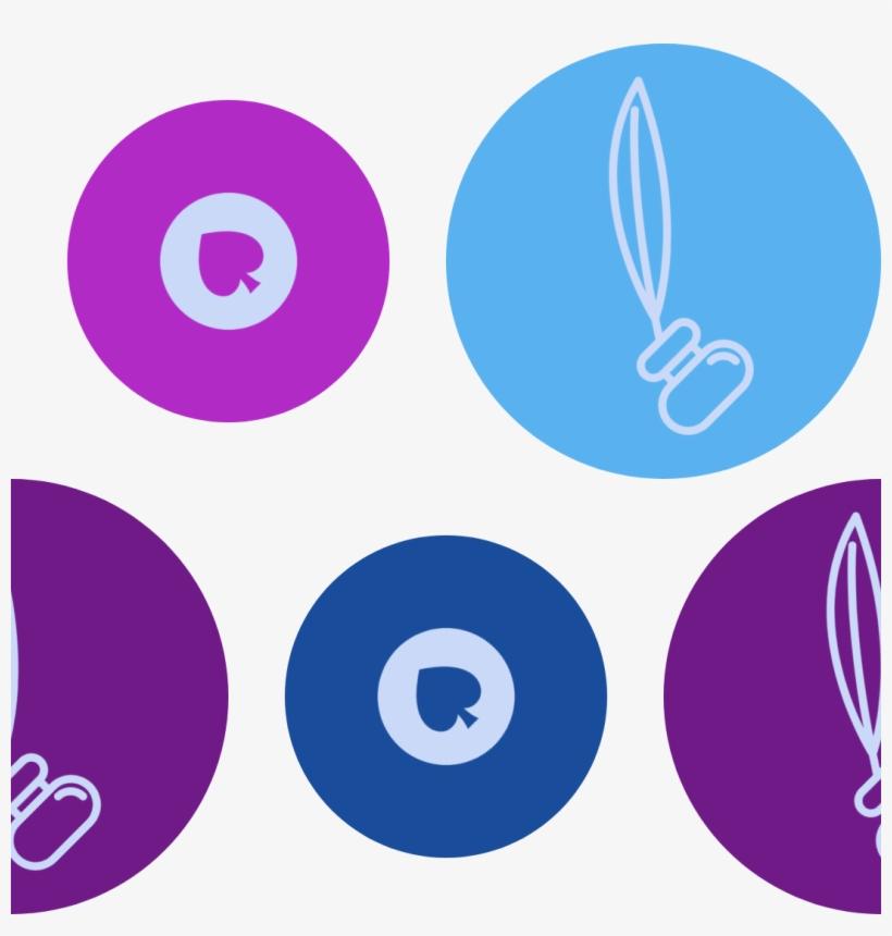 Pixbot › Pattern Design - Circle, transparent png #8055711