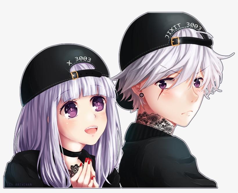 Neko Couple Tumblr Images Galleries Png Neko Anime Anime Couple Tumblr Png Free Transparent Png Download Pngkey
