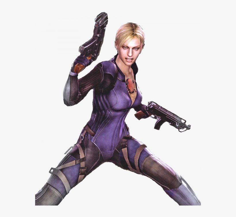 Finalciak Jill Valentine Resident Evil 5 Free