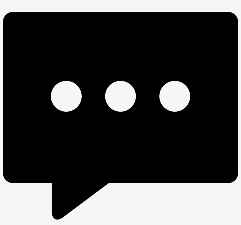 Rectangular Speech Balloon Comments - Comment Speech Bubble, transparent png #8067968