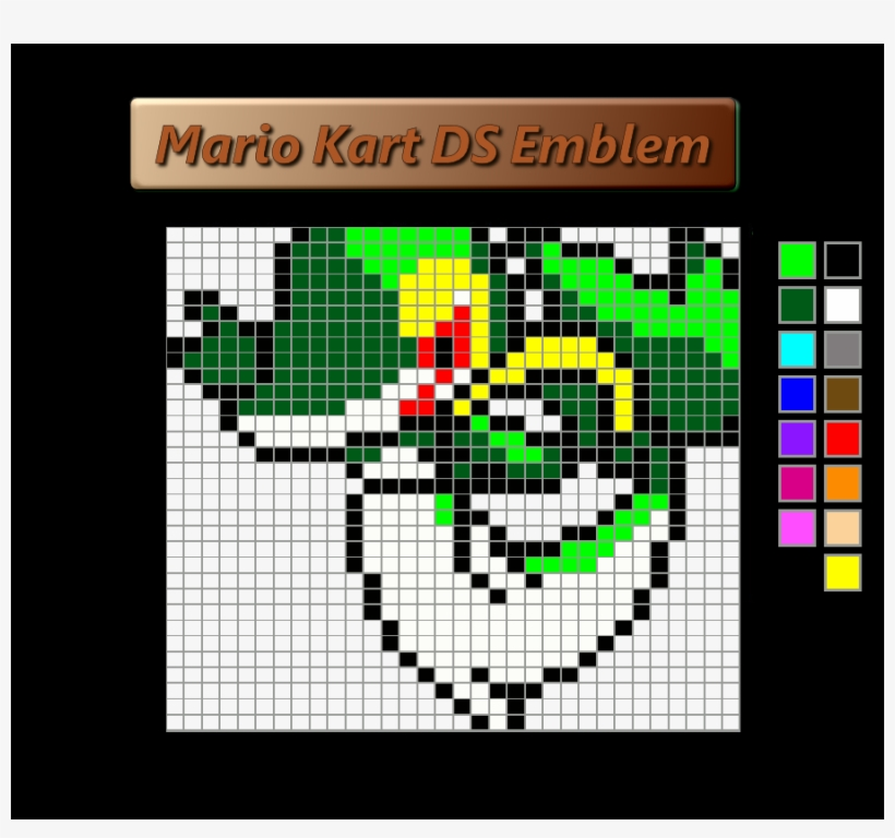 September 26th 2012 Mario Kart Ds Emblem Templates