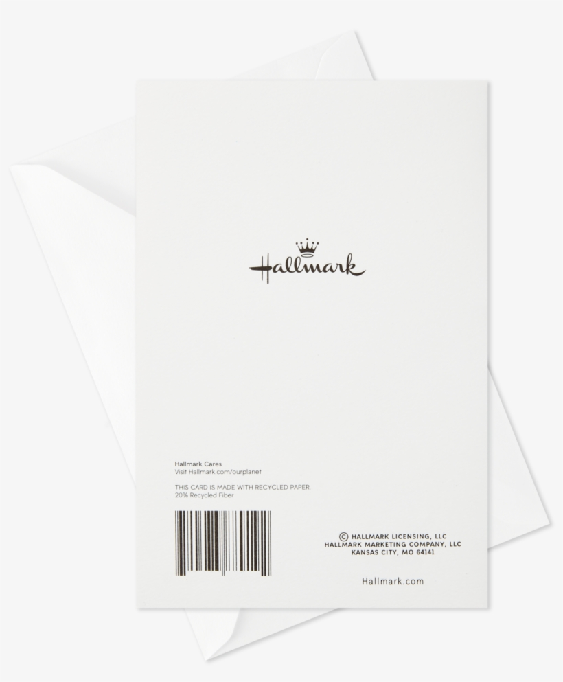 You Make Me Happy Anniversary Card For Husband - Hallmark Cards, transparent png #8086867
