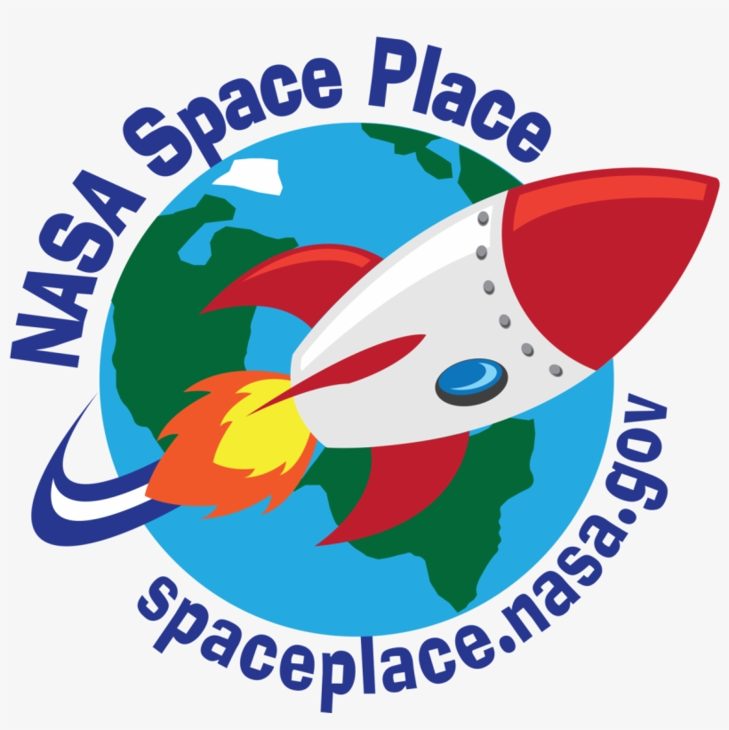 Clip Transparent Library Nasa S Space Place Wikipedia - Nasa Space Place, transparent png #8091500