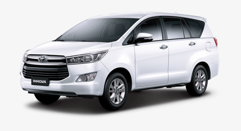 Toyota Innova, transparent png #8092190