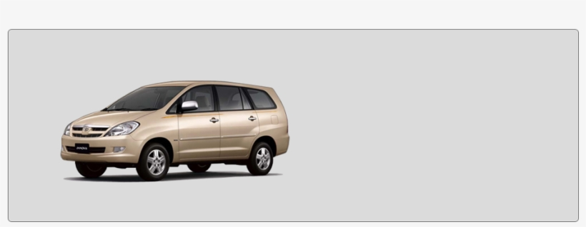 Best Used Car Dealer In Pune - Toyota Innova, transparent png #8093081