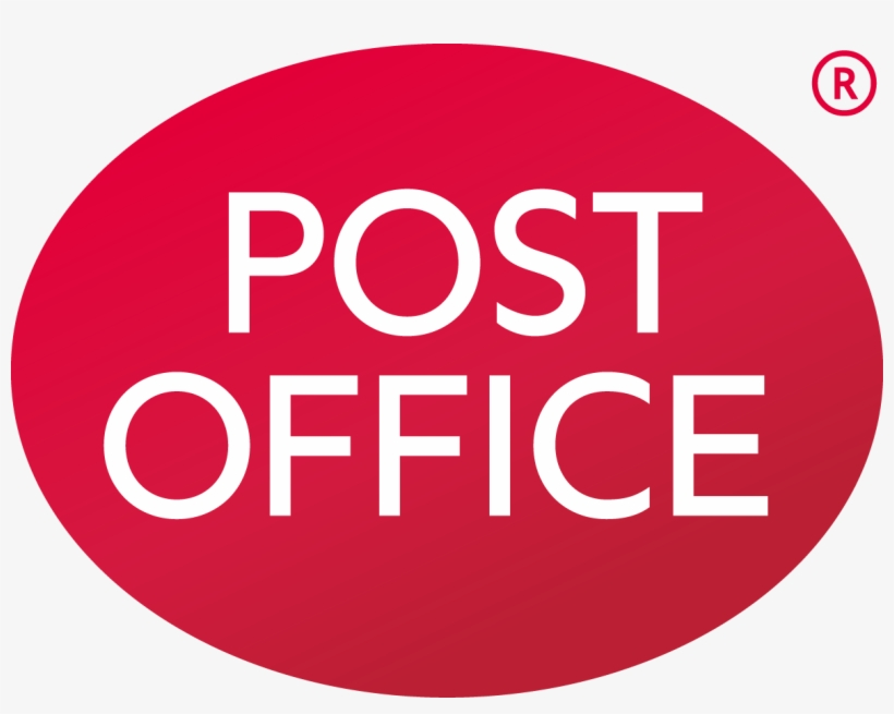 Cheques Paid In At Hsbc Branches - Post Office Logo Vector, transparent png #8099714