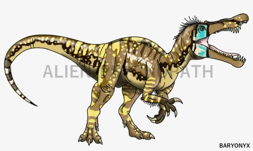 Jurassic World - Jurassic World Baryonyx 2015, transparent png #810520