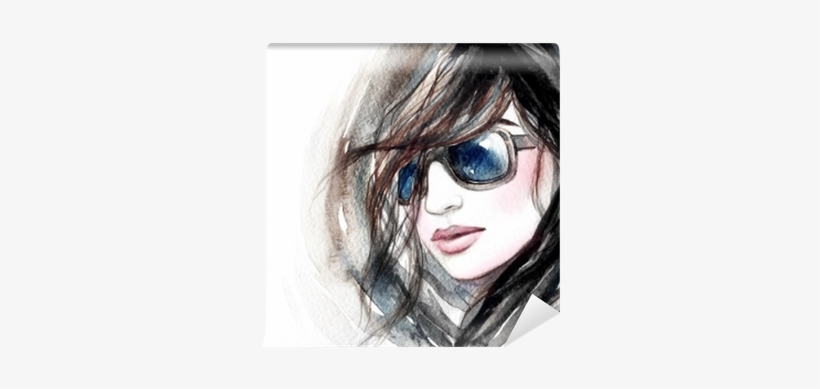 Woman With Glasses - Am Not The Girl I Once, transparent png #810850