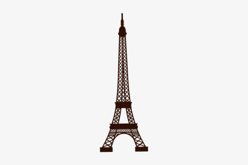 Free Png Eiffel Tower Png Images Transparent - Eiffel Tower Pencil Drawing, transparent png #811994