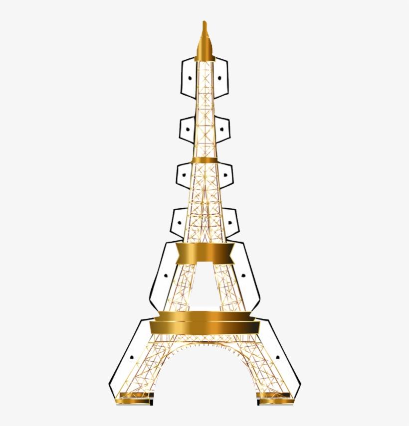 No Busques Mas Aquí Te Dejamos Estas Plantillas Y El - Eiffel Tower Clipart Transparent Colour, transparent png #812268