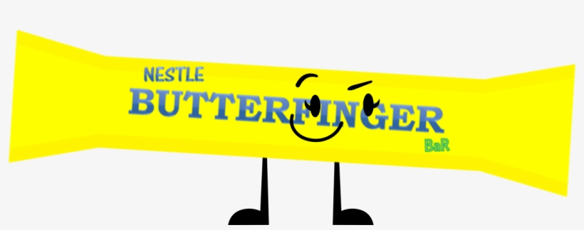 Butterfinger Pose-0 - Butterfinger Bfdi - Free Transparent PNG