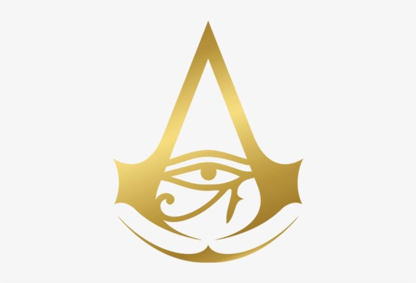 Assassin S Creed Origins Logo Free Transparent Png Download Pngkey