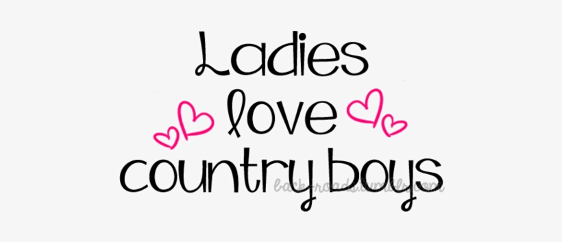 I Love Country Music Tumblr - City Girls Like Country Guys, transparent png #814643