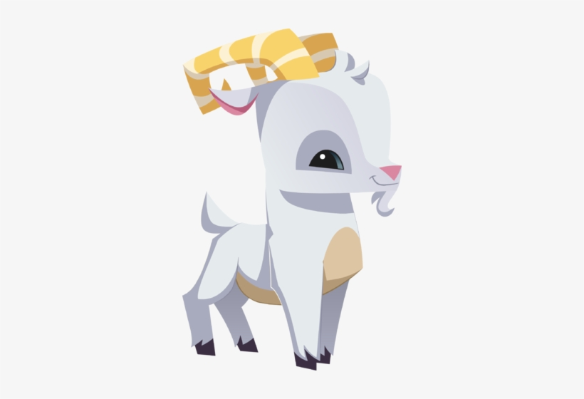 Goat Transparent Animal Jam - Animal Jam Animals Goat, transparent png #815518
