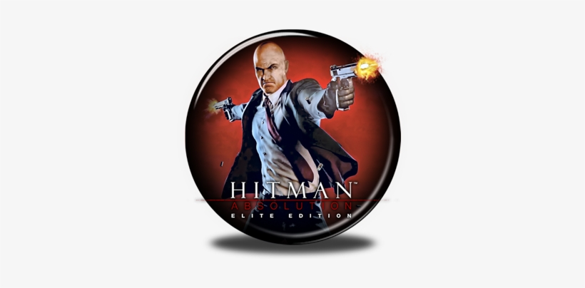 Hitman Absolution Elite Edition Icon Free Transparent Png