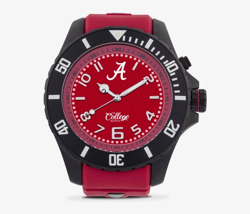 Alabama Crimson Tide Watch - Kyboe! South Carolina Gamecocks Watch, transparent png #819445