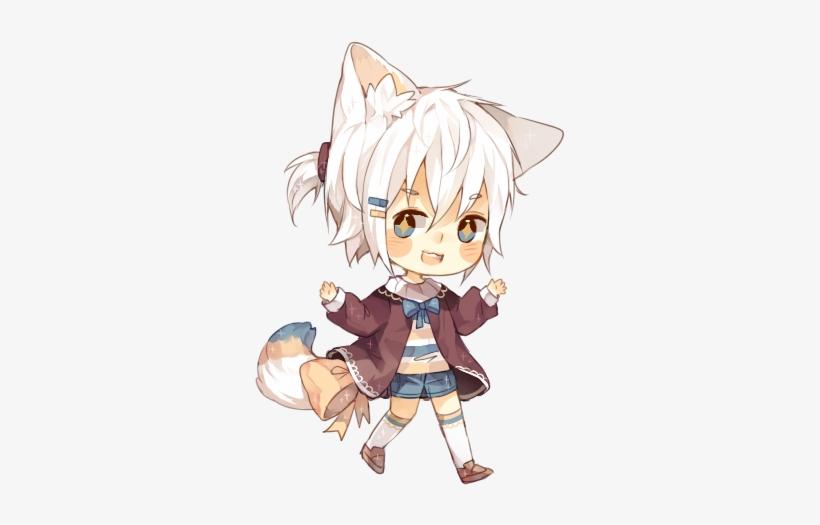 Reniichi By Ruuto-kun - Anime Chibi Sparkle Kun, transparent png #819895