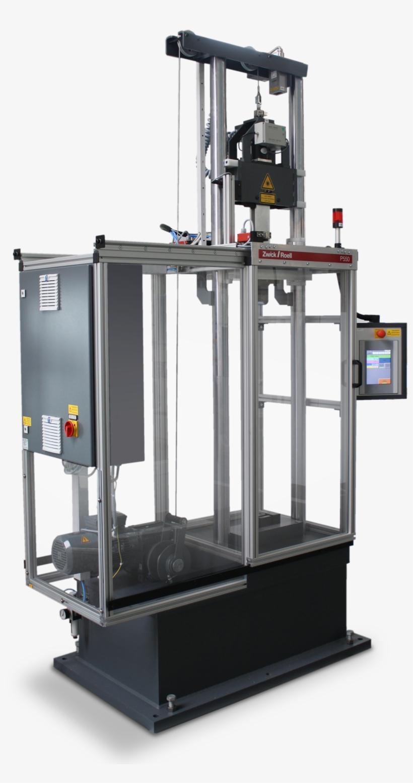 Pellini Drop Weight Tester - Machine Tool, transparent png #8104383