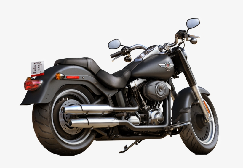 2013 Harley Davidson® Softail® Fat Boy® Lo Motorcycles - Sanjay Dutt Bike Collection, transparent png #8128059