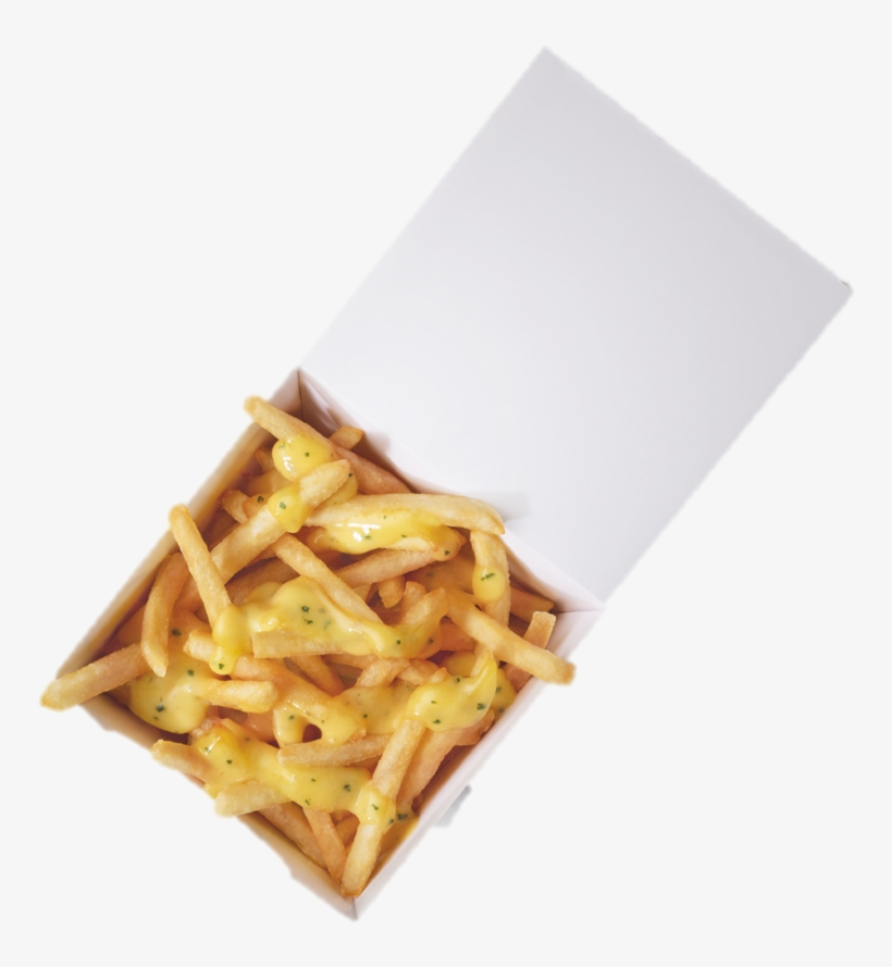 As If That Wasn't Enough, They're Bringing Back The - Salted Egg Yolk Loaded Fries Mcdonalds, transparent png #8133185