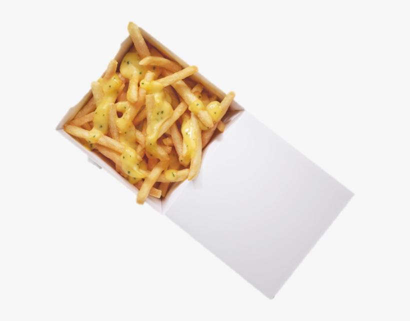 Advertisement - Mcdonalds Salted Egg Fries, transparent png #8133247