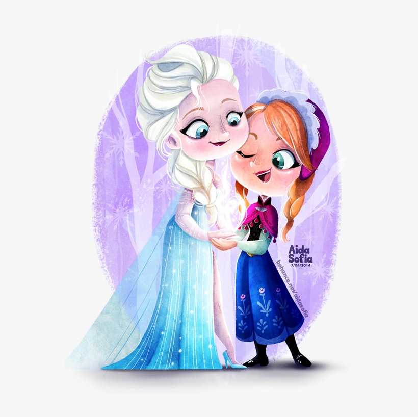 """an Act Of True Love Will Thaw A Frozen Heart "" Disney's - Anna And Elsa Act Of True Love, transparent png #8136866"