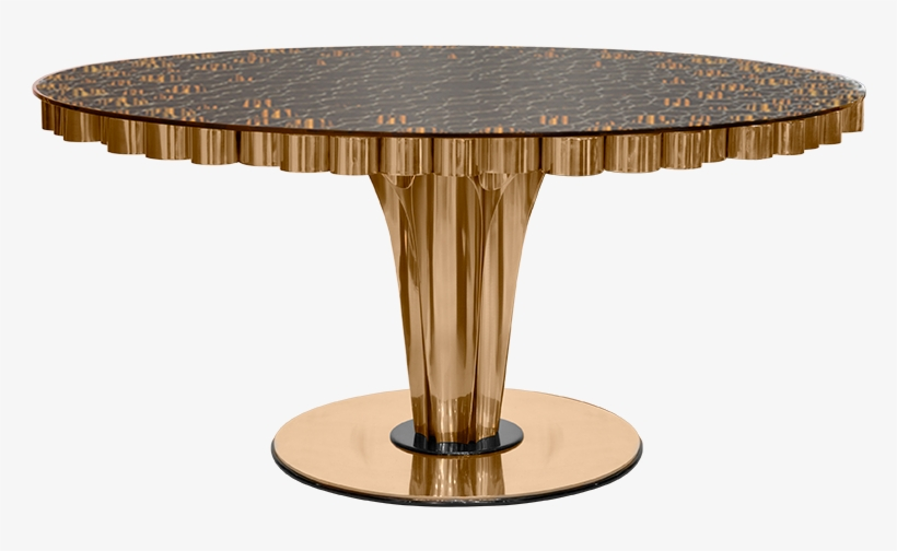 Dining Table - 54 Inch Round Pedestal Tables, transparent png #8141506
