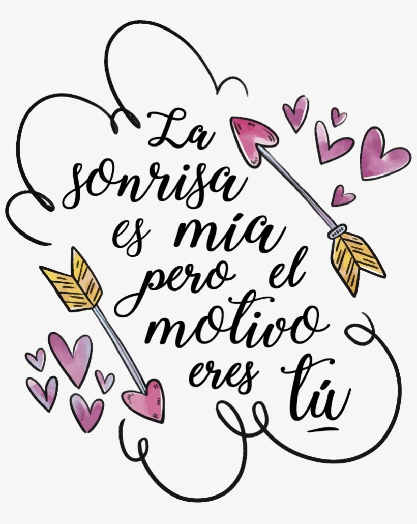 Sticker De Amor Frase De San Valentín Frases En San