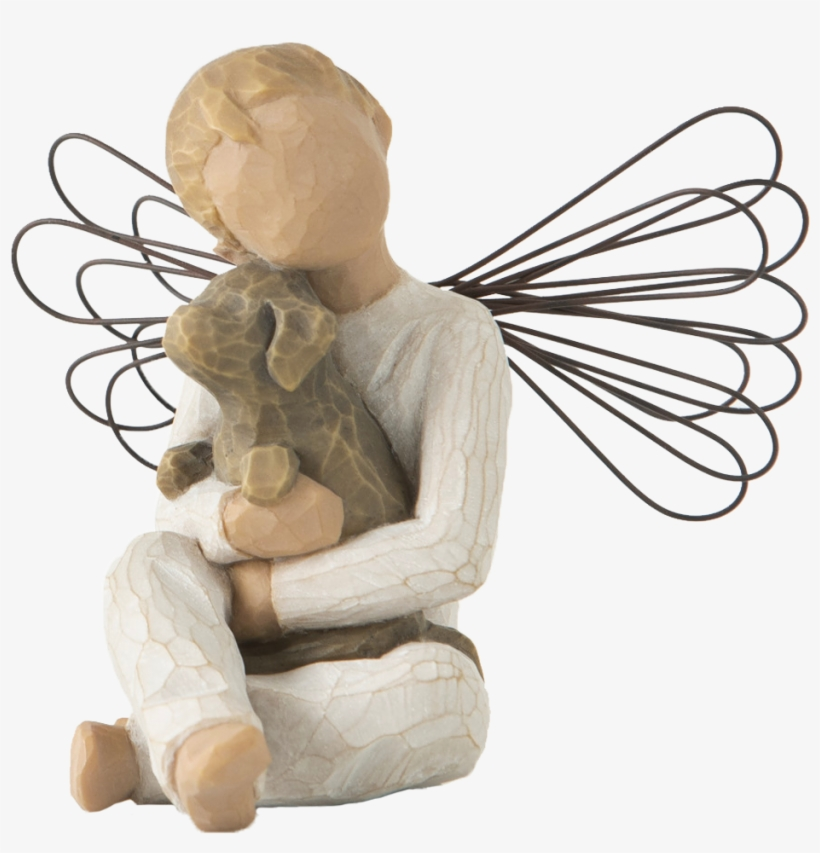 Angel Of Comfort - Willow Tree, transparent png #8150253