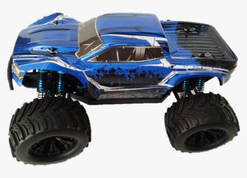 Hsp 94211 Brushed Monster Truck Brontosaurus - Monster Truck, transparent png #8170554