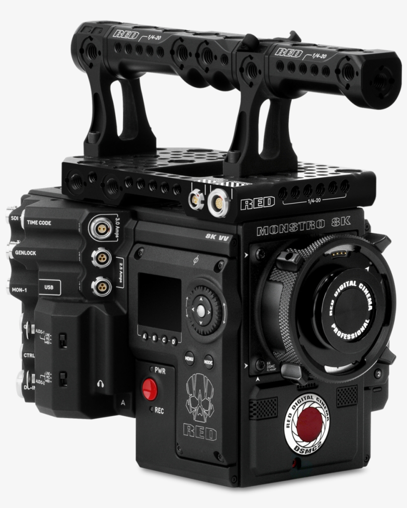 At $6,500, The Dsmc2 Production Kit Combines Dsmc2 - Dragon X 5k S35, transparent png #8172832