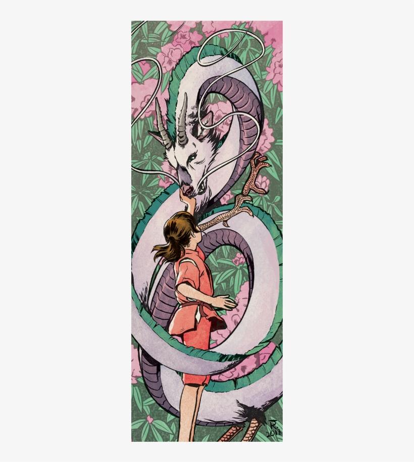 Sen To Chihiro No Kamikakushi Spirited Away Cartoon Free Transparent Png Download Pngkey