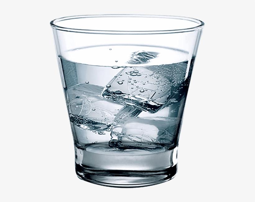 Water/whisky Glass - Ocean Studio Rock Glass, transparent png #8174517