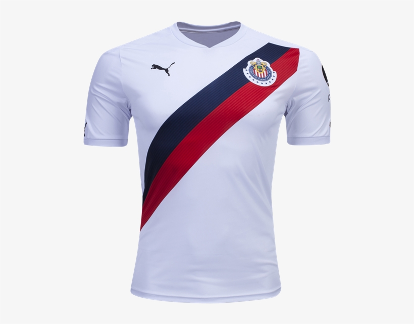on sale c228b d1485 Alan Pulido Chivas Jersey - Free Transparent PNG Download ...