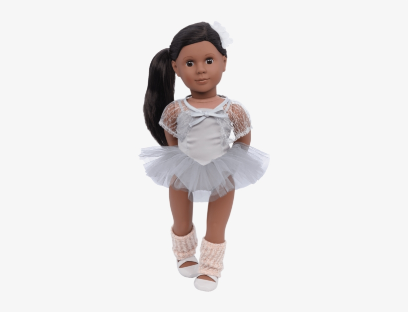 Nia 18-inch Ballet Doll - Our Generation Doll Denelle, transparent png #8175314