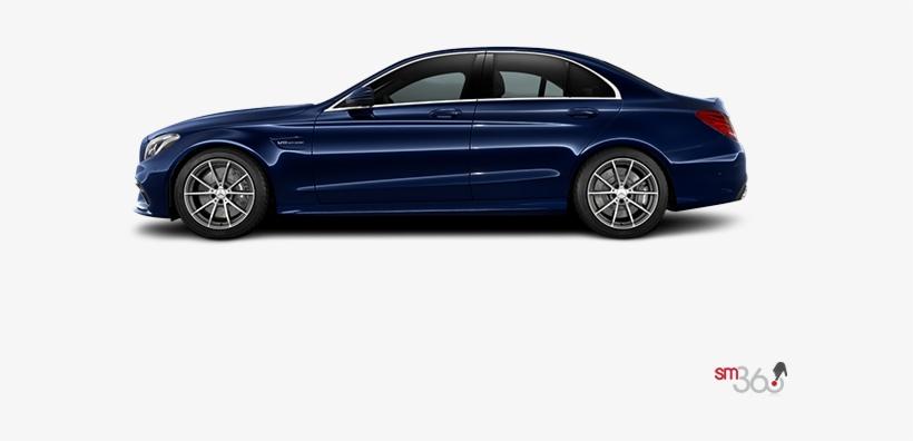 2018 Mercedes Benz C Class Sedan Amg - Mercedes-benz C-class, transparent png #8189960