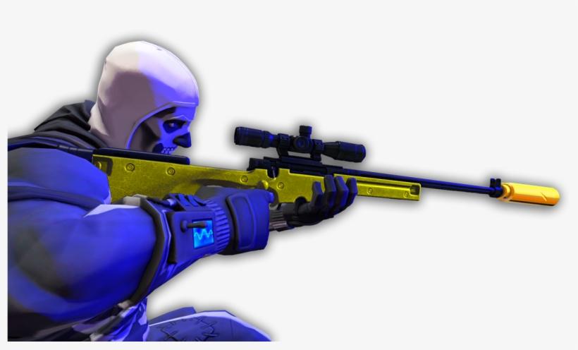faders on twitter 3d fortnite sniper thumbnails transparent png 8193690 - easter fortnite thumbnail